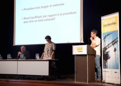 Forum MarchÇs publics165